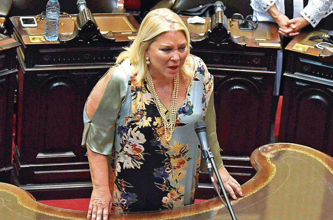 dElisa Carrió
