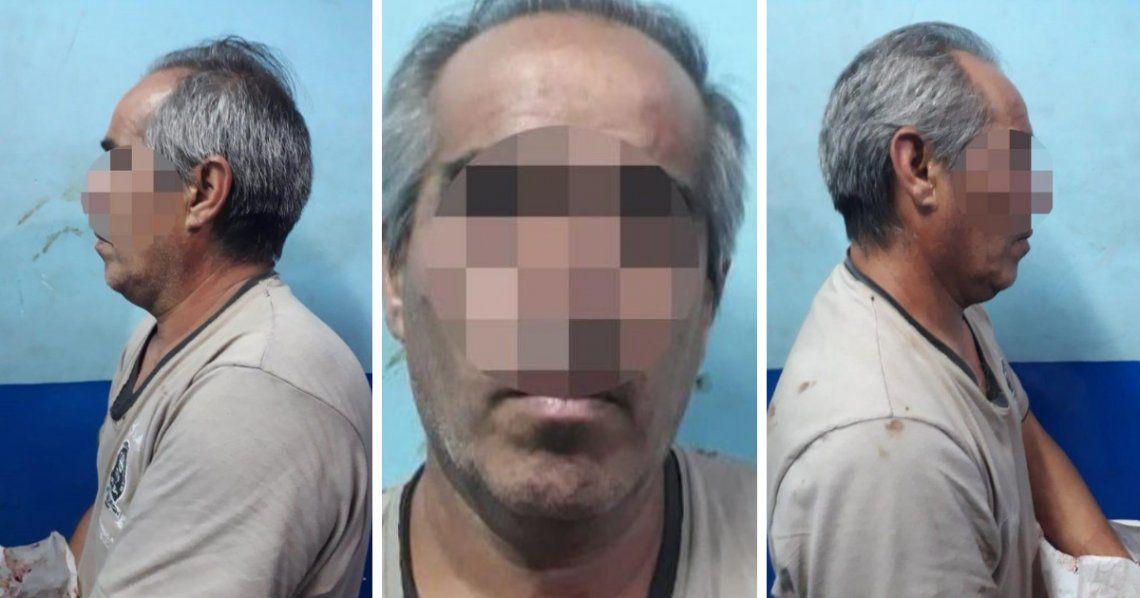 Detuvieron al femicida de Loma Hermosa, acusado de estrangular a su mujer y arrojar el cuerpo en la calle