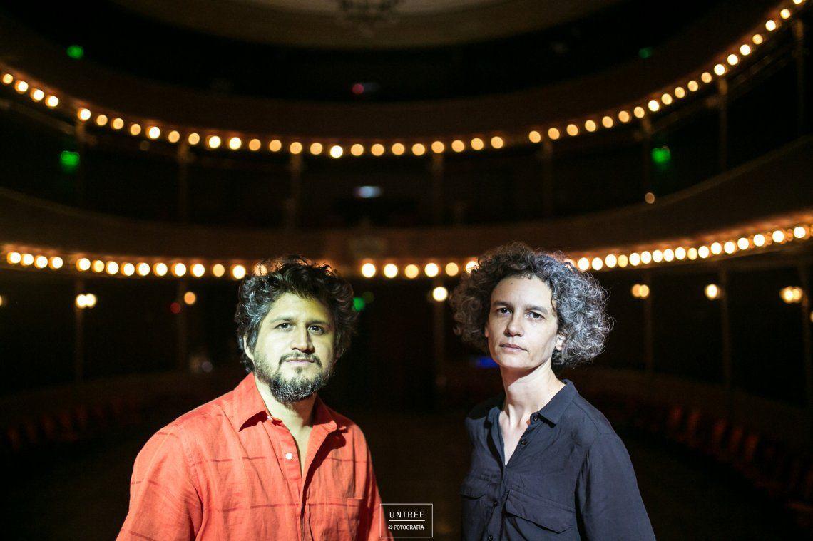 Poli y Prietto emocionaron en el Xirgu con sus boleros y canciones
