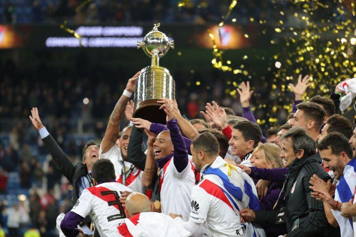 Recopa Sudamericana: cuándo y dónde jugará la final River con Atlético Paranaense en 2019