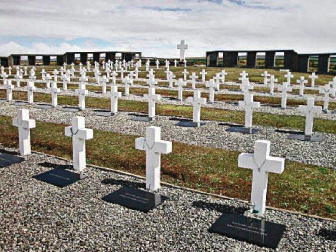 Malvinas: no todas las familias de los soldados caídos dieron ADN