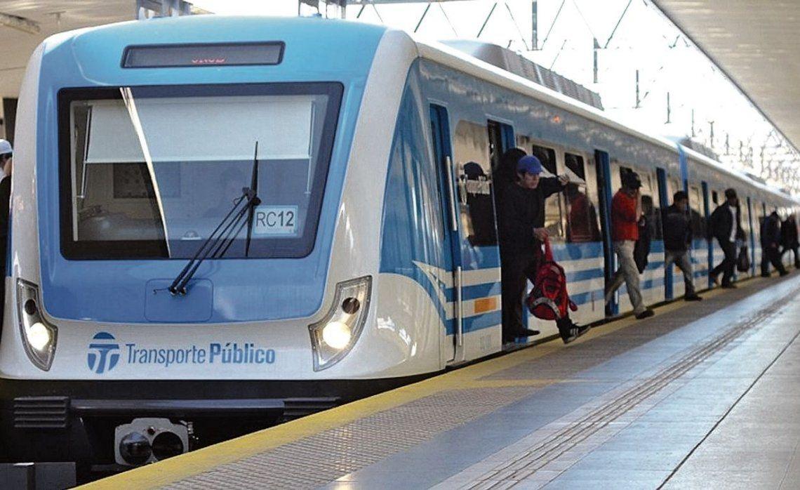 Línea Roca: habrá trenes limitados durante los fines de semana