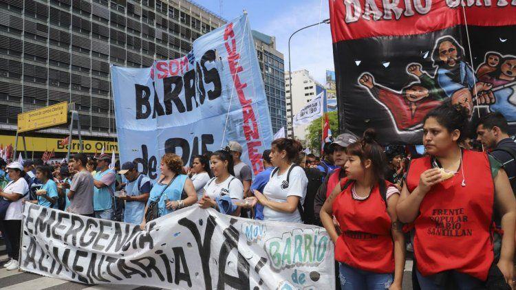 Qué dicen los movimientos sociales que no aceptaron la tregua