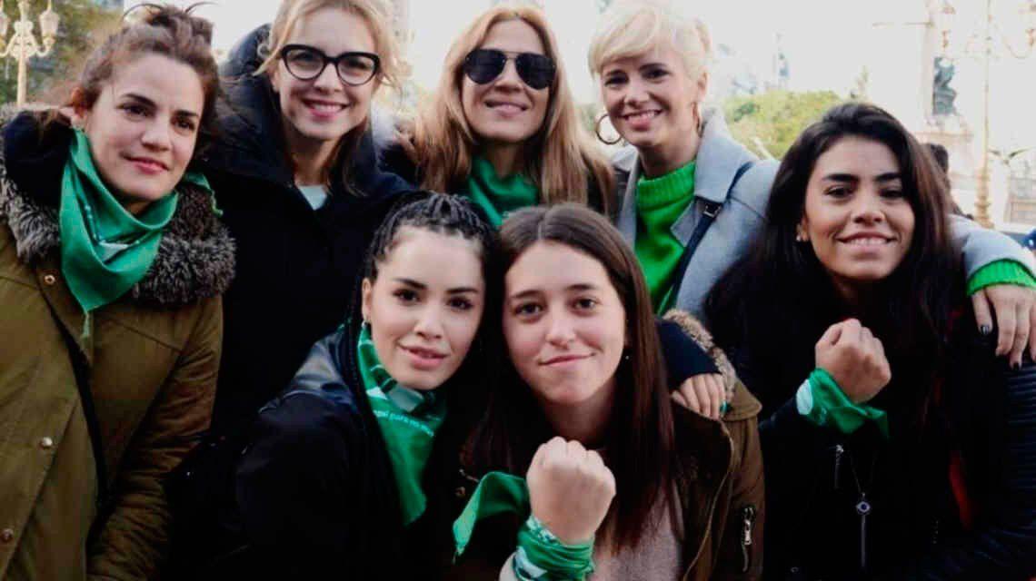 Un abogado denunció al colectivo de Actrices Argentina