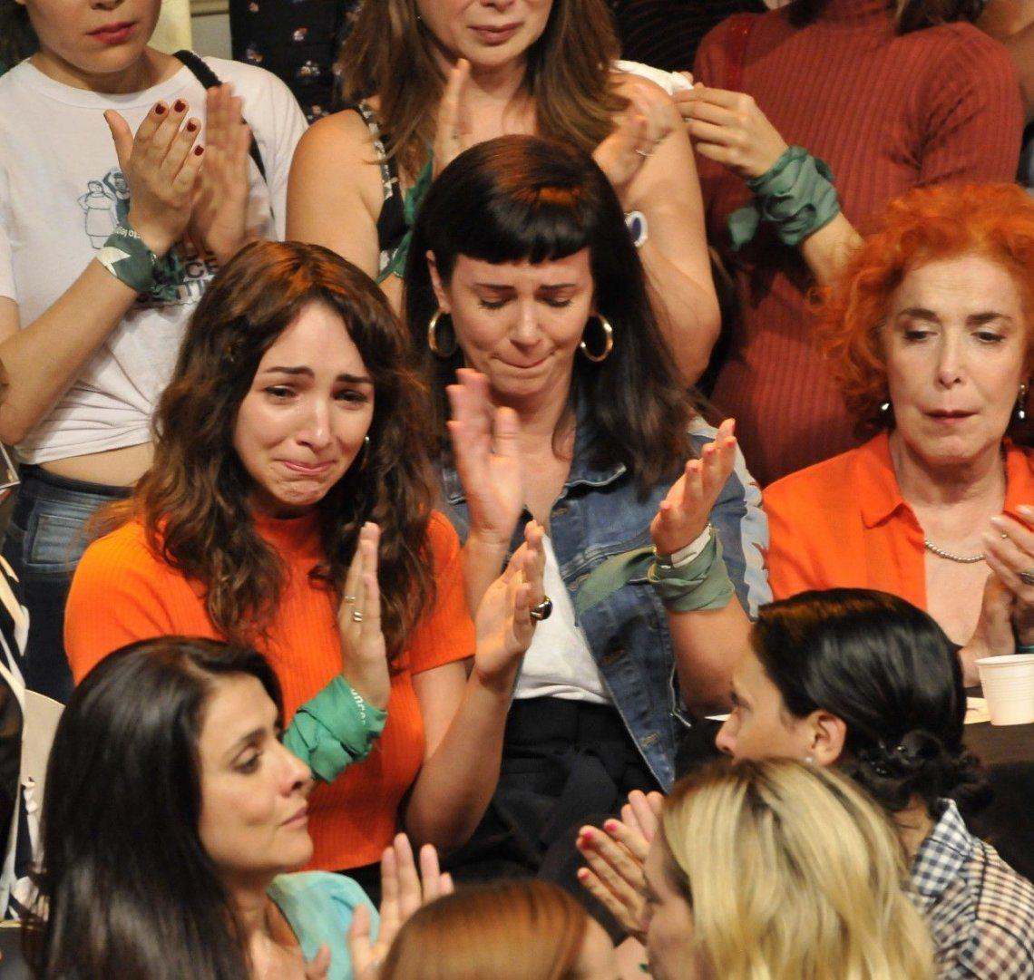 #MeToo argentino: Thelma Fardín y el colectivo Actrices Argentinas denunció a Juan Darthés por violación
