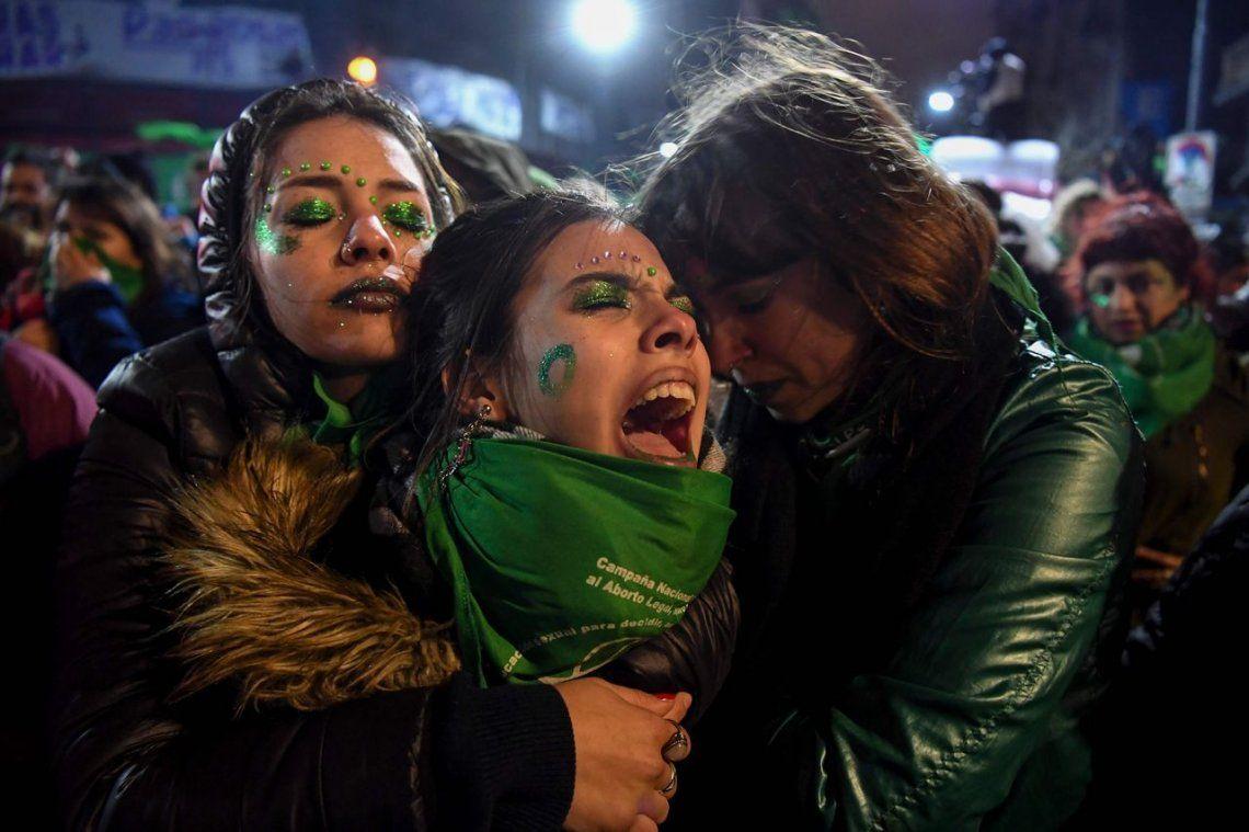 Debate por la legalización del aborto en Argentina