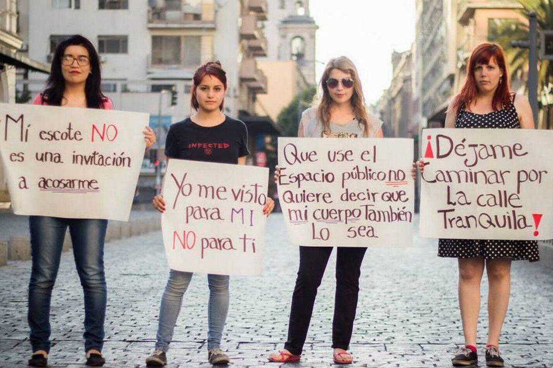 El Gobierno promulgó la ley contra el acoso callejero