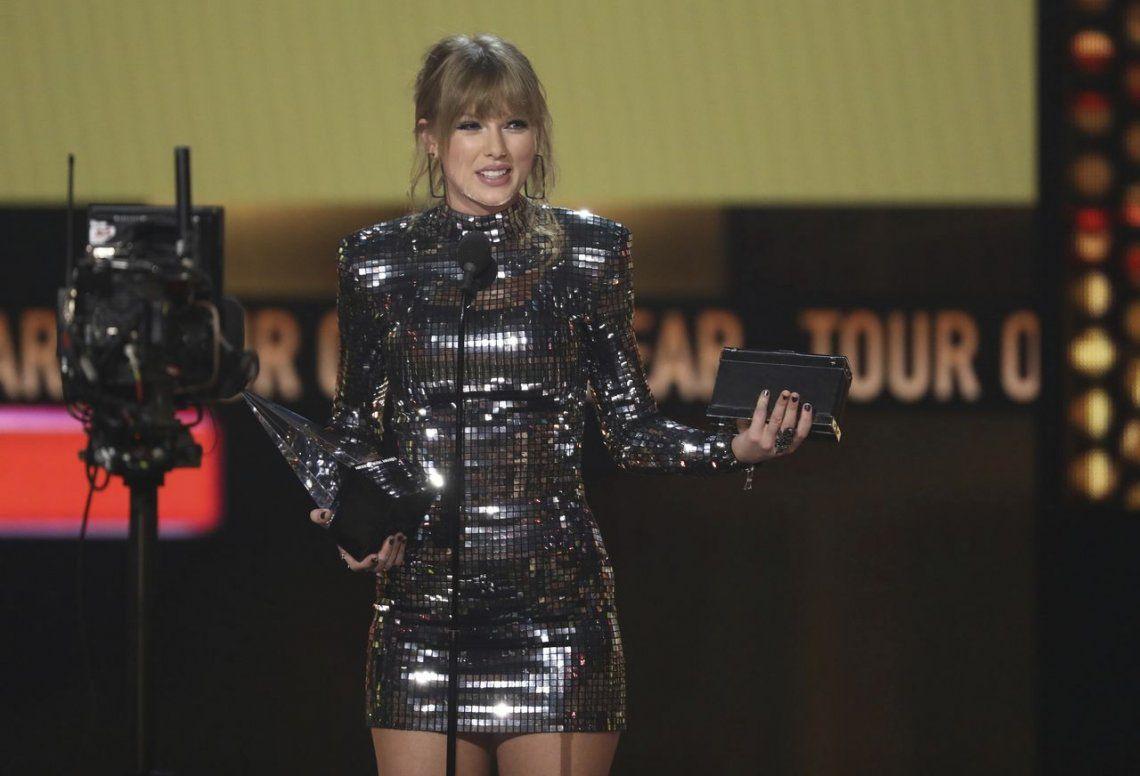 Taylor Swift donó u$s 113.000 a un grupo de LGBTQ