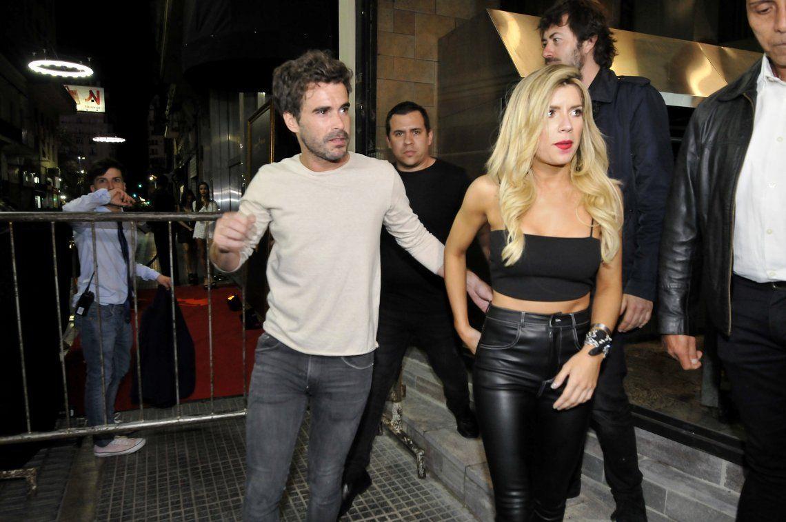 Ahora sí: Laurita Fernández desmintió estar embarazada