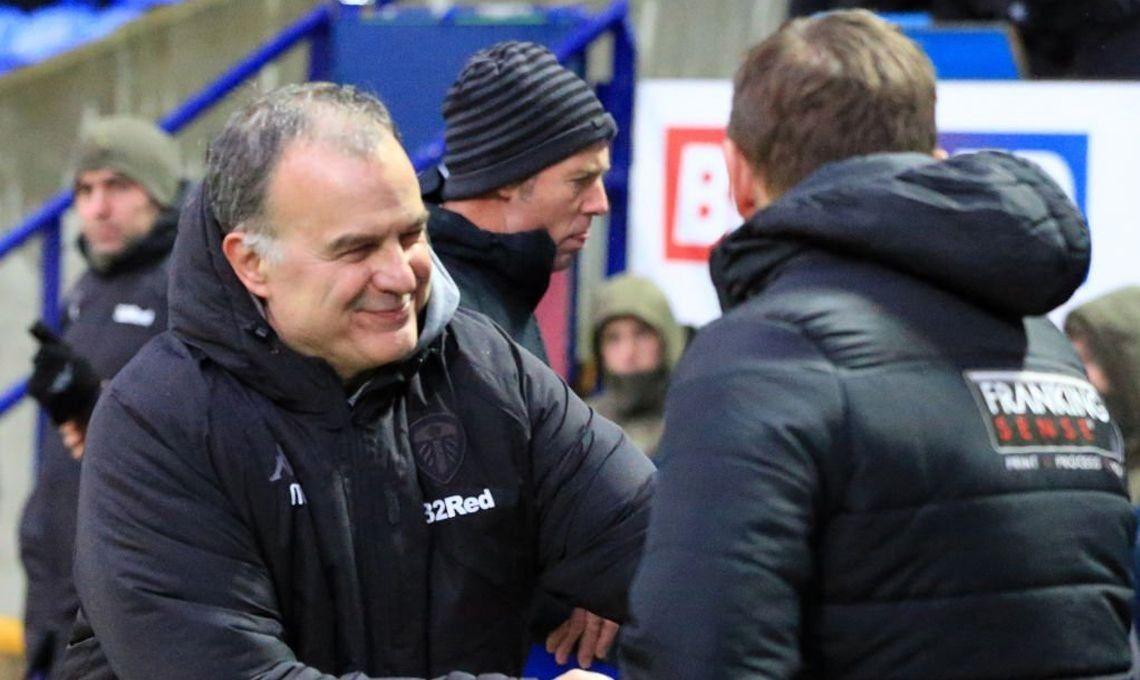 El Leeds de Bielsa remontó otro resultado y sigue siendo el líder
