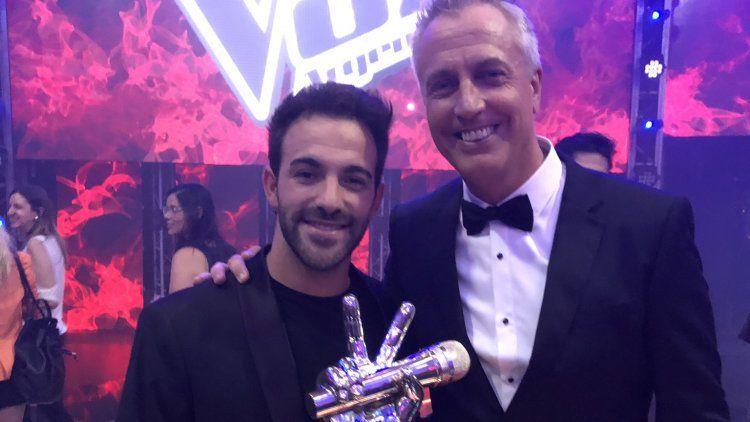 Un uruguayo ganó La Voz Argentina y se armó la polémica