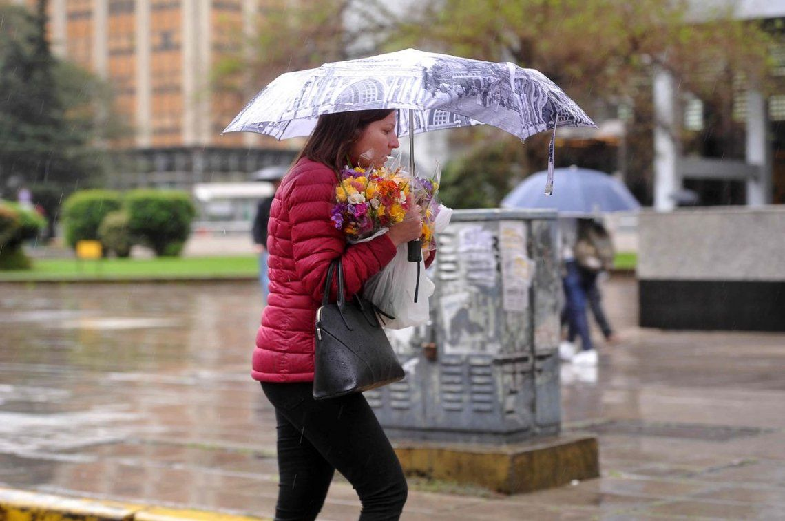 Alerta meteorológico para la Provincia de Buenos Aires y descenso de temperatura