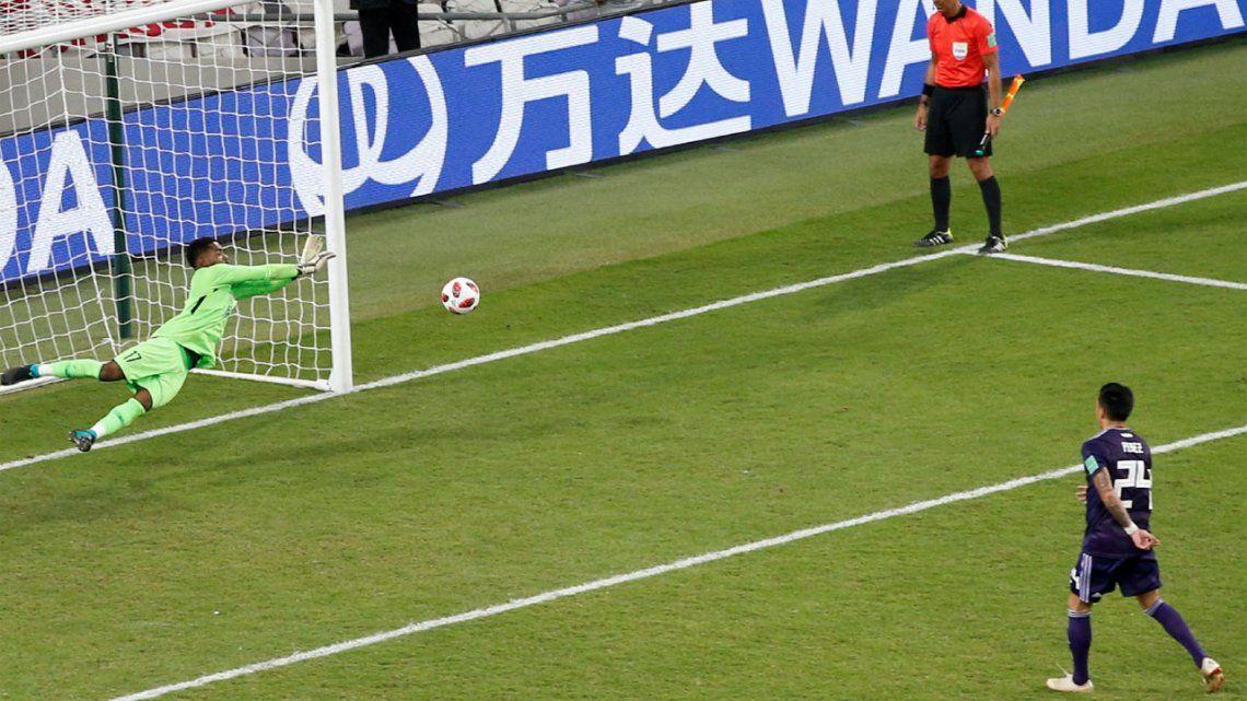River - Al Ain: La tanda de penales y el tiro decisivo que erró Enzo Pérez