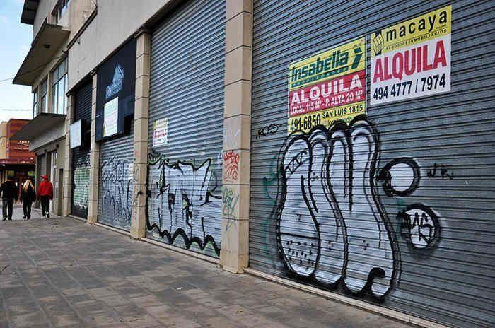 Ciudad: cerraron 16.000 comercios durante la pandemia