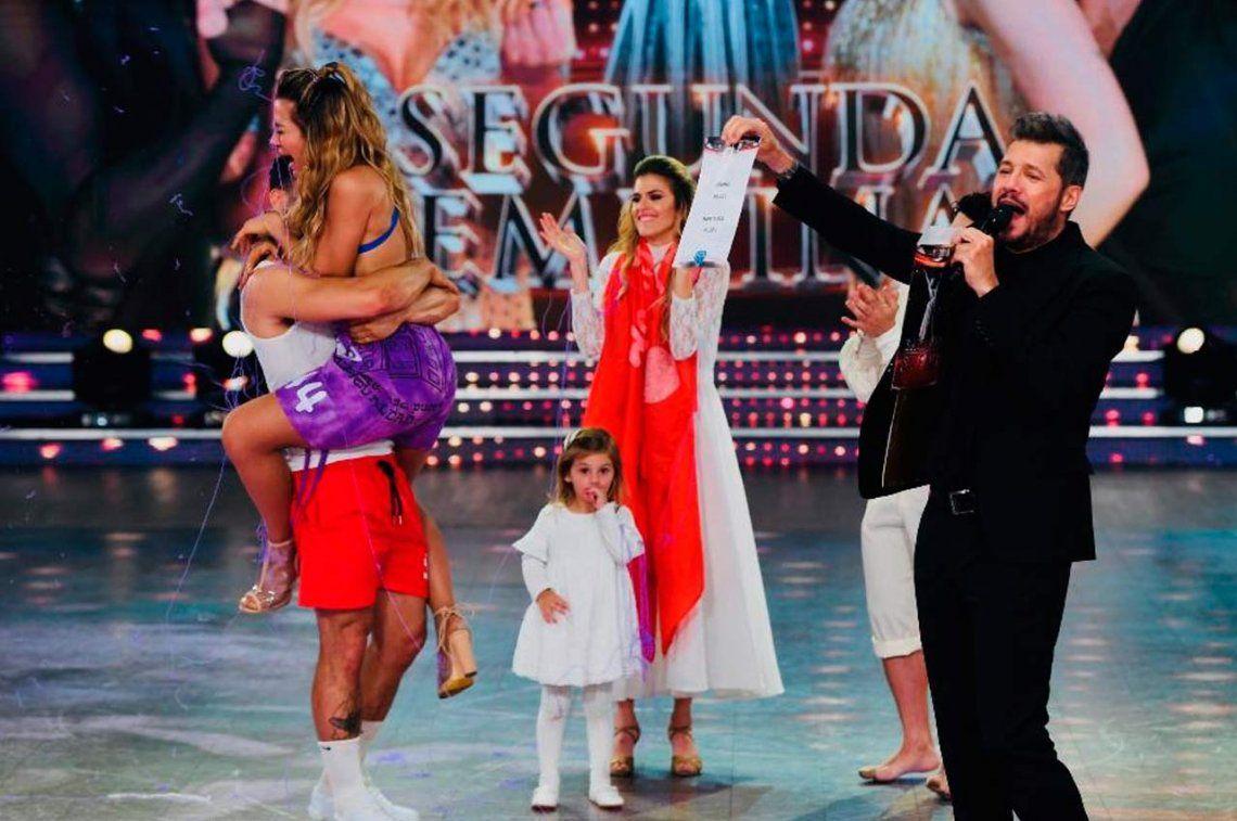 Bailando 2018  Jimena Barón pasó a la final