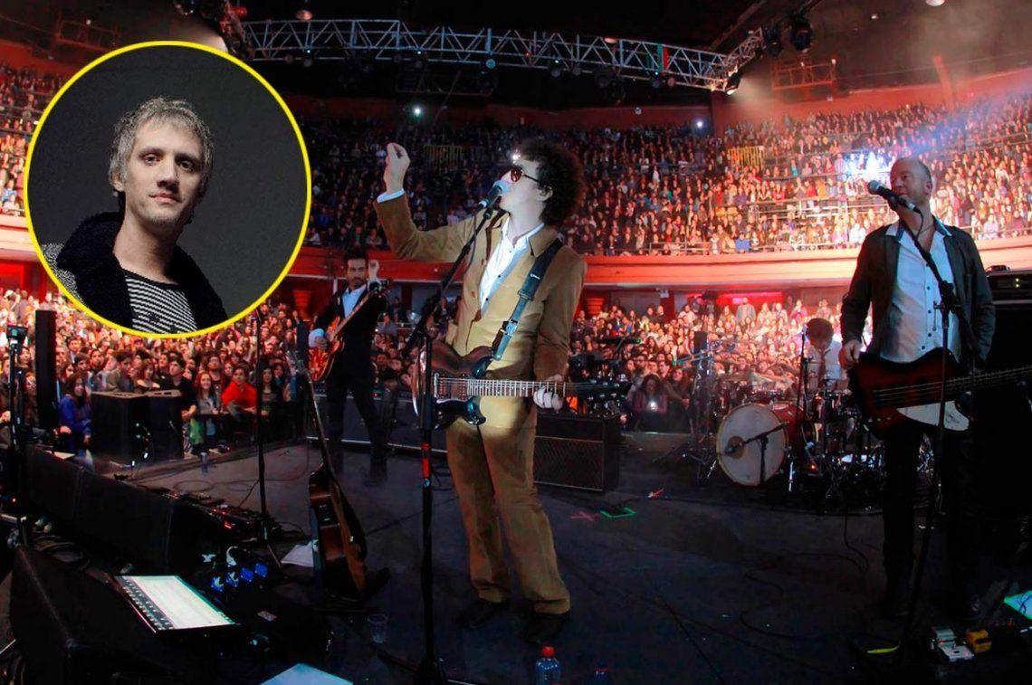 Banda tributo a Soda Stereo acusa a Charly Alberti de presionarlos para que no toquen