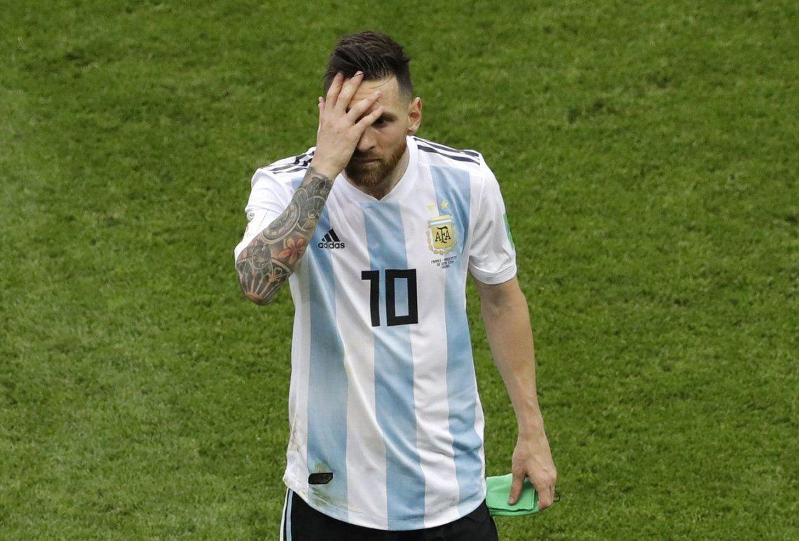 Opinión   Messi: me verás volver