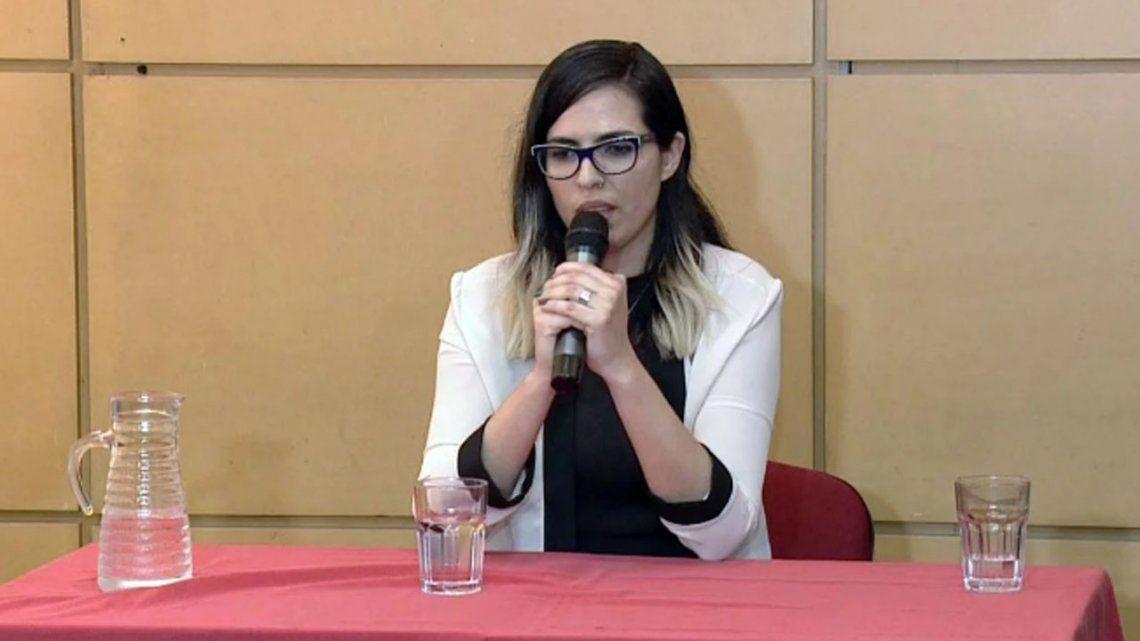 La abogada de Fardín cruzó a la media hermana de la actriz: No se decide con creencias, sino con pruebas