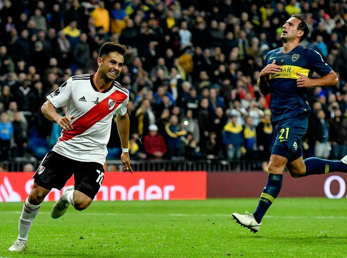 Se filtró un video del Pity Martínez gastando a Boca: ¿Todavía te duele?