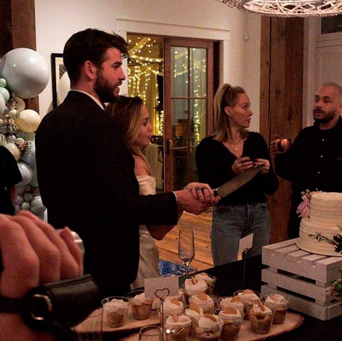 A sólo 8 meses de la boda, se separaron Miley Cyrus y Liam Hemsworth