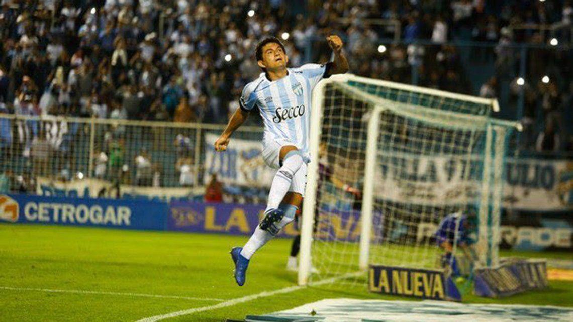 La Pulga Rodríguez deja Atlético Tucumán y se va a Colón de Santa Fe