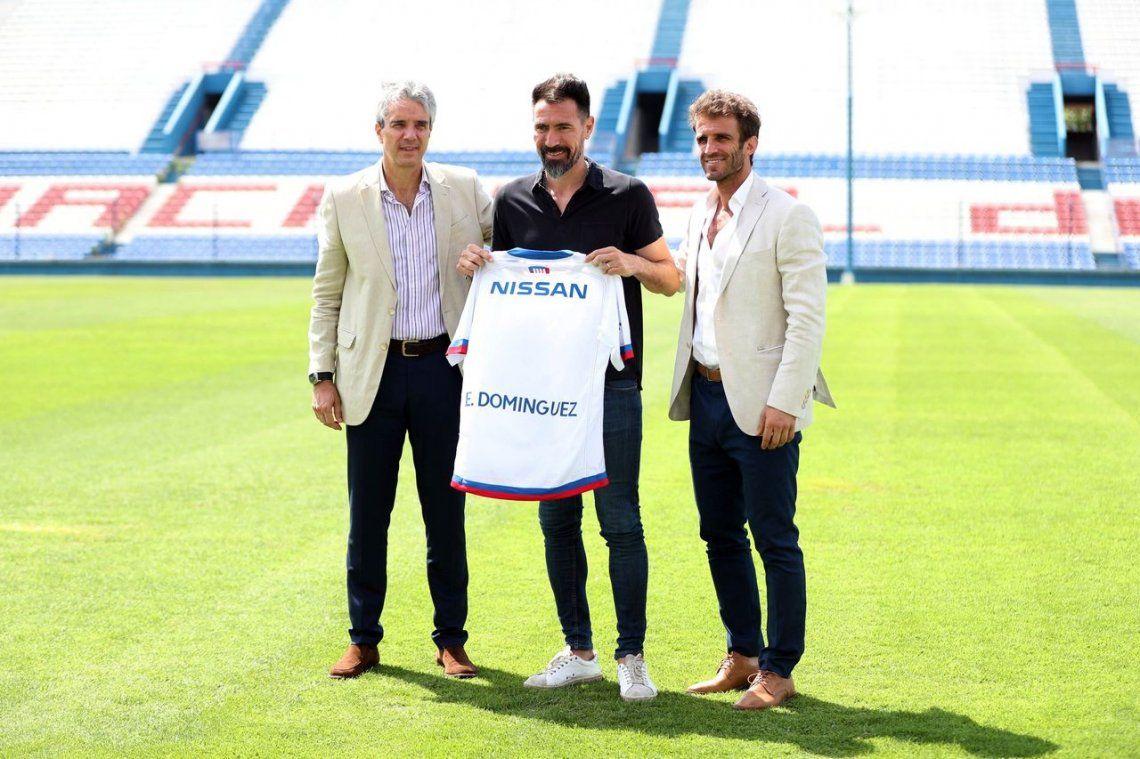 Tras la negativa de Boca, Eduardo Domínguez ya tiene club en Uruguay