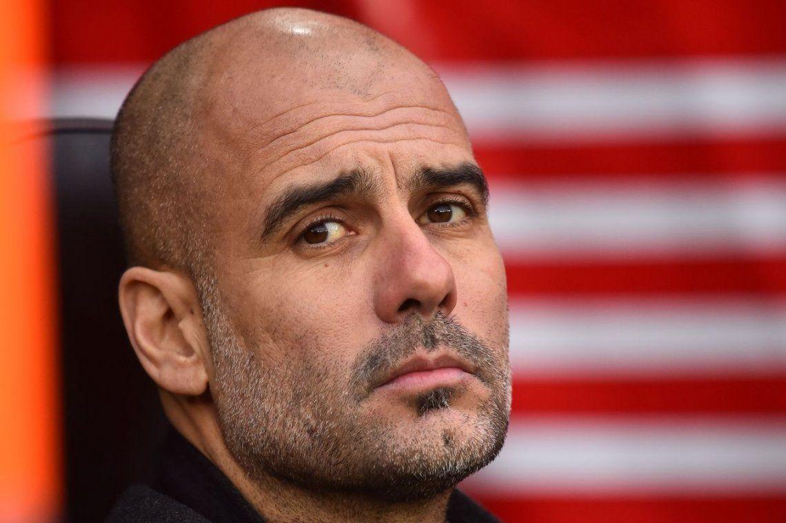Guardiola eligió al que para él es el mejor equipo de Europa hoy