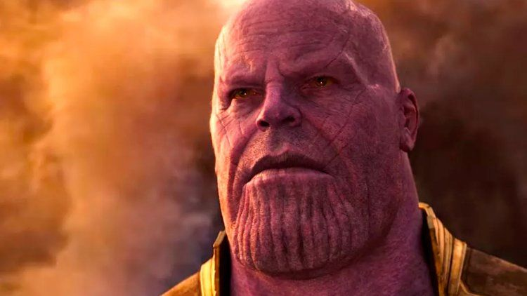 Avengers 4: Thanos también se sumó al #10YearChallenge