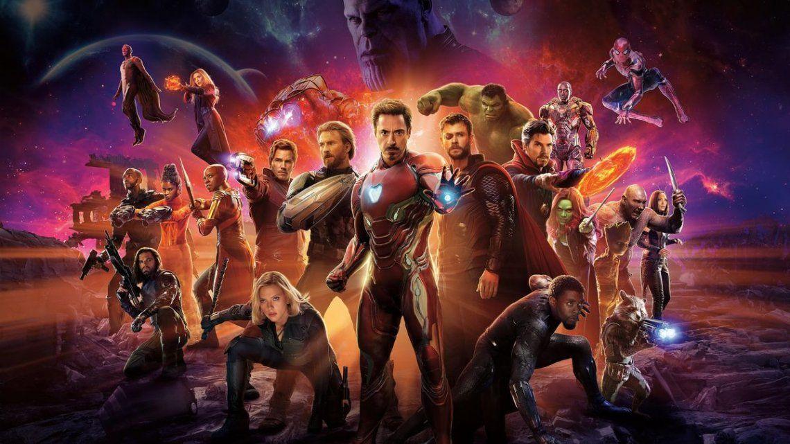 Avengers Endgame: una publicidad de gaseosas reveló el equipo que enfrentará a Thanos