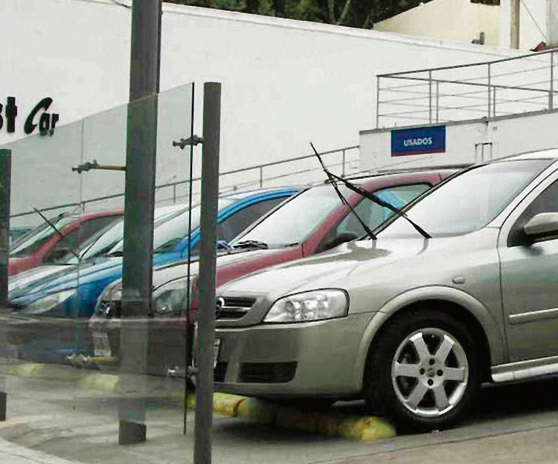 La venta de autos usados cayó 11,8% el mes pasado