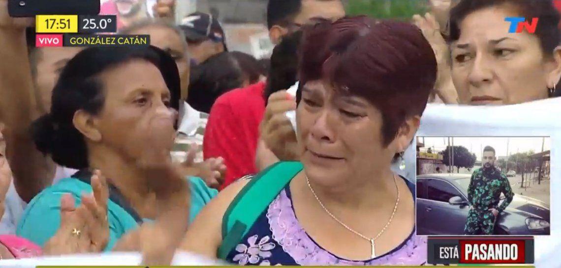 González Catán: vecinos y familiares marcharon para reclamar justicia por Matías Villavicencio