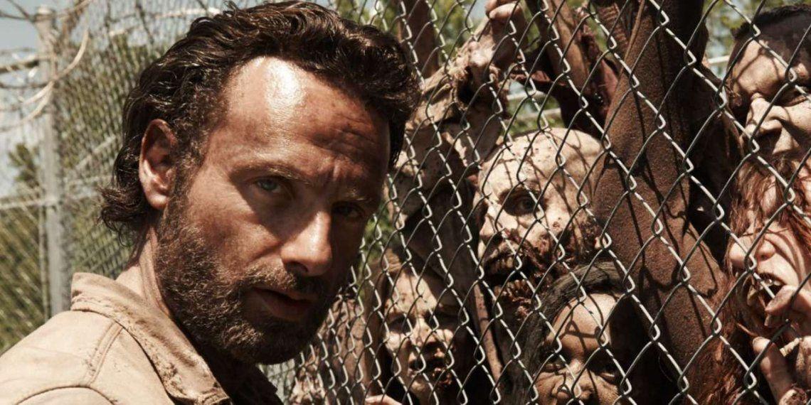The Walking Dead: el creador está involucrado en la trilogía sobre Rick Grimes