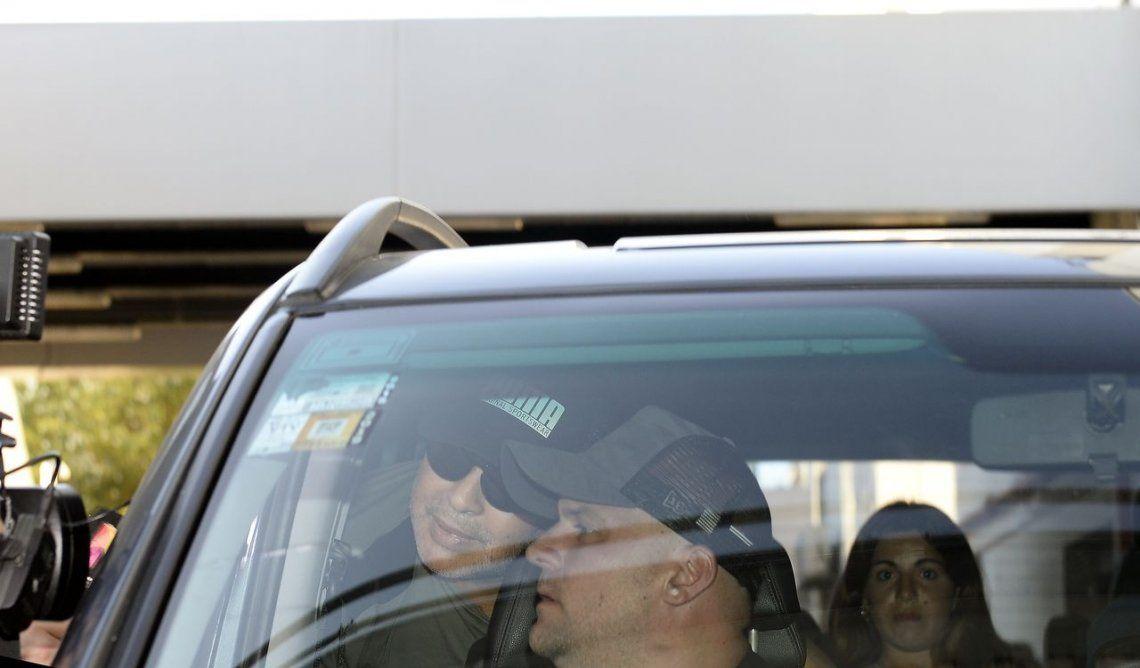 Dieron de alta a Diego Maradona pero será operado la semana próxima