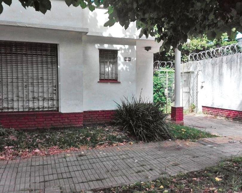 dLa vivienda está en la calle San Martín