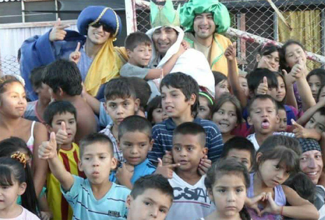 Quilmes: los Reyes Magos repartirán golosinas a 2 mil chicos