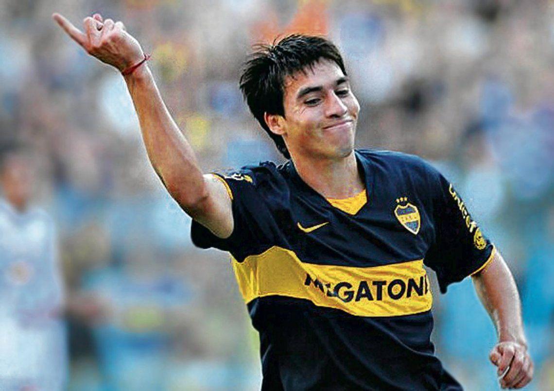 Gaitán dejó un muy buen recuerdo en Boca. Tiene 30 años y puede darle mucho al club. Será difícil sacarlo de China.