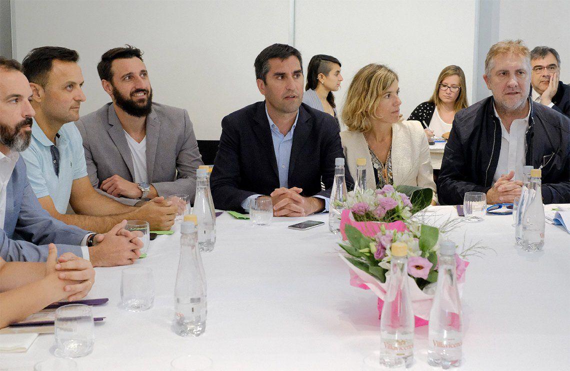 dLa comisión bicameral que comenzó a sesionar en Mar del Plata.