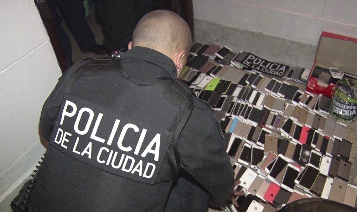 dLos robos de teléfonos móviles siguen en alza. Y son cada vez más sangrientos.