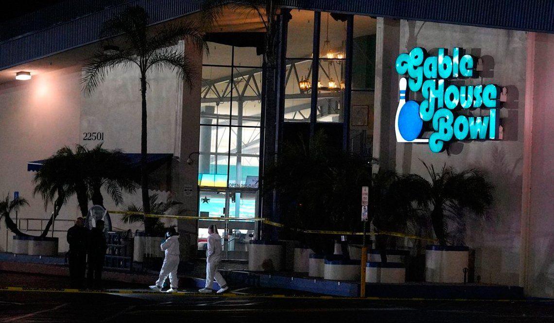 Tiroteo en un bowling en Los Angeles: tres muertos y cuatro heridos