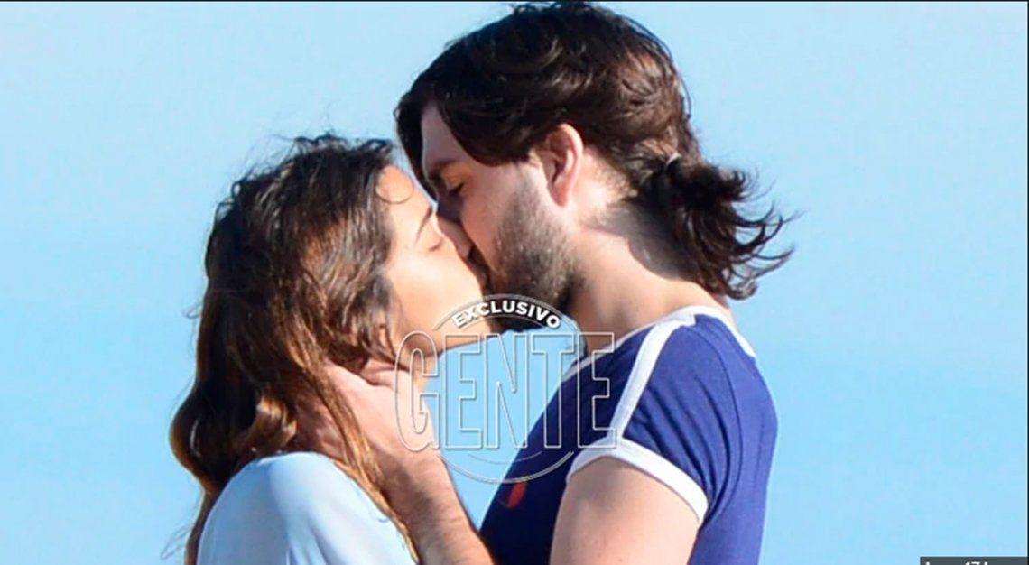 Calu Rivero, de novia con Joaquín Vitola, el ex de Flor Torrente