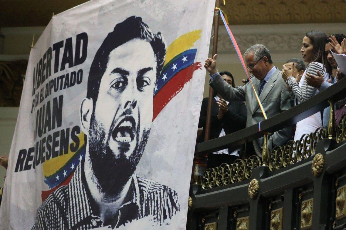 Crisis en Venezuela: la Asamblea Nacional llamó usurpador a Nicolás Maduro