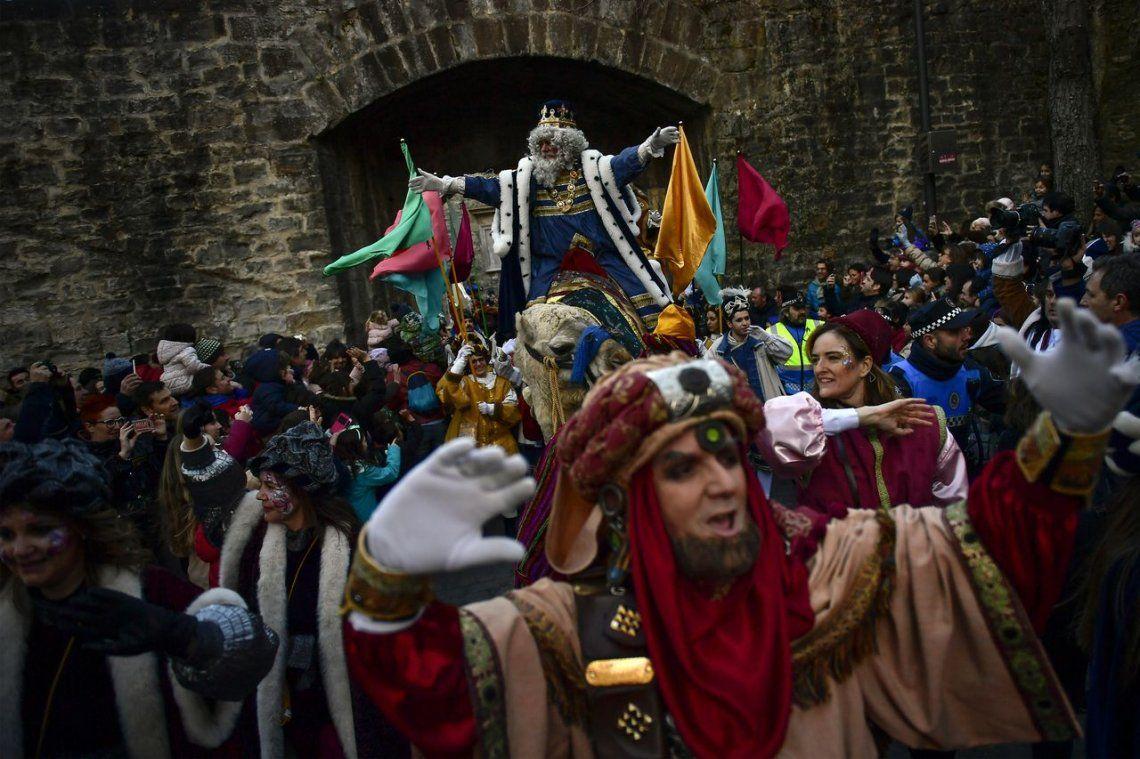 Reyes Magos 2019: las mejores fotos de la celebración en el mundo