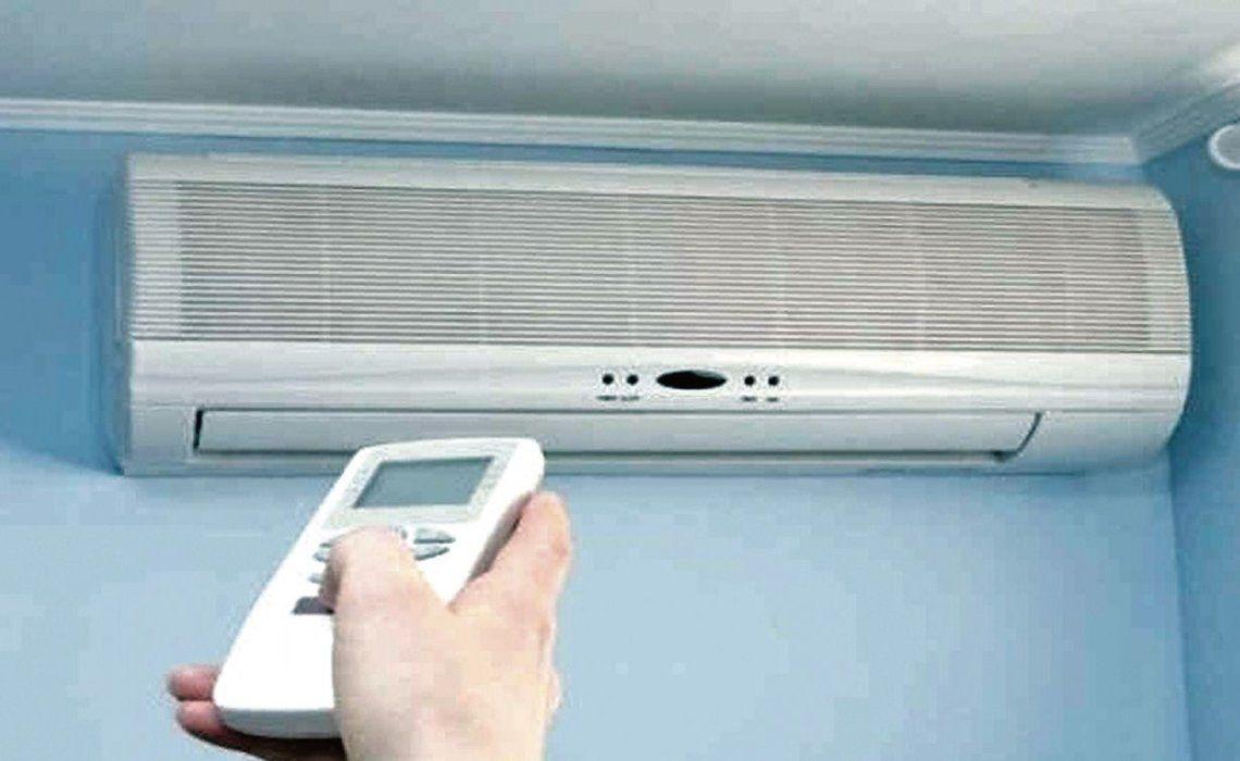 Es importante limpiar los equipos de aire acondicionado al menos una vez al año.