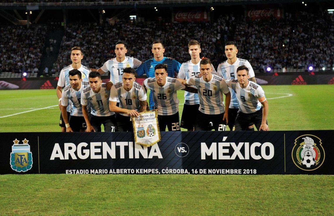 Se conoció el rival, fecha y sede del primer amistoso de la Selección en 2019