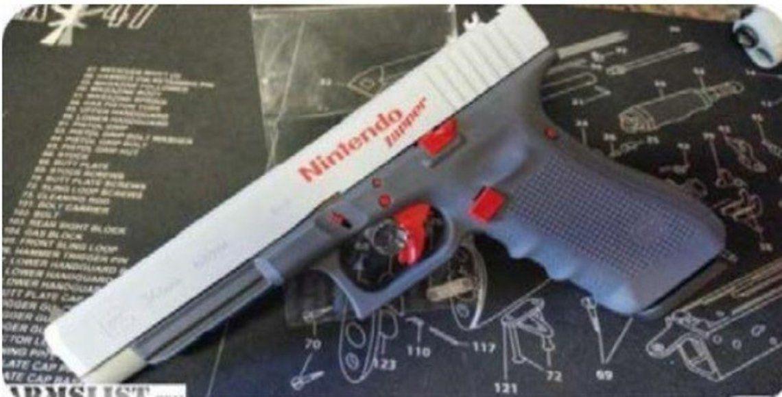 Interpol alertó sobre el uso de armas camufladas como pistolas de videojuegos
