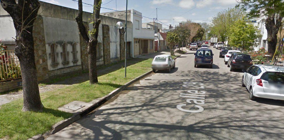 La Plata: asesinó a su vecina por las hojas que había en la vereda