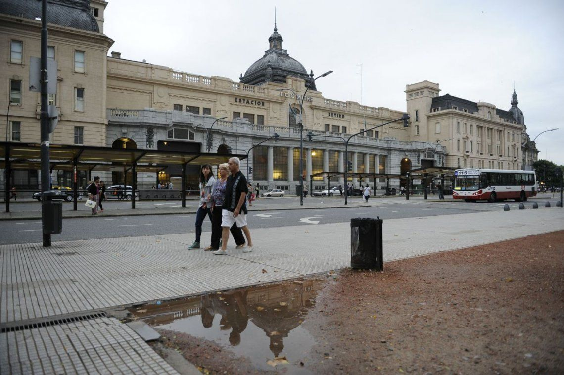 Paseo del Bajo en Retiro: cómo son los cortes y cambios de sentido de las calles por las obras