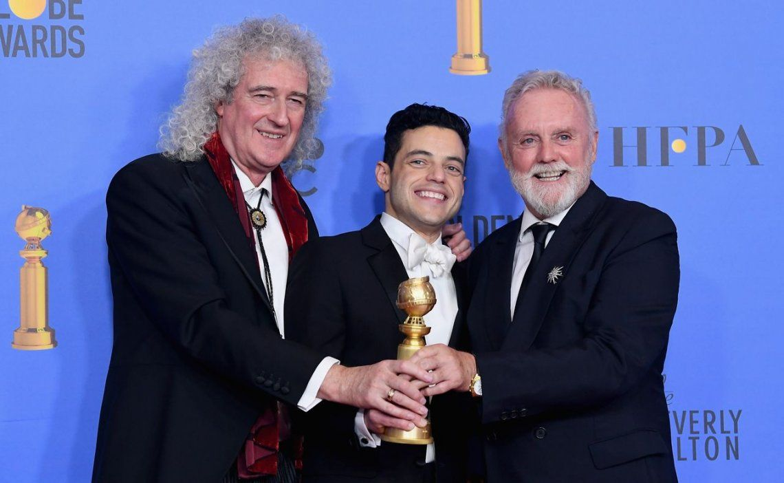 Bohemian Rhapsody - Mejor Película Drama