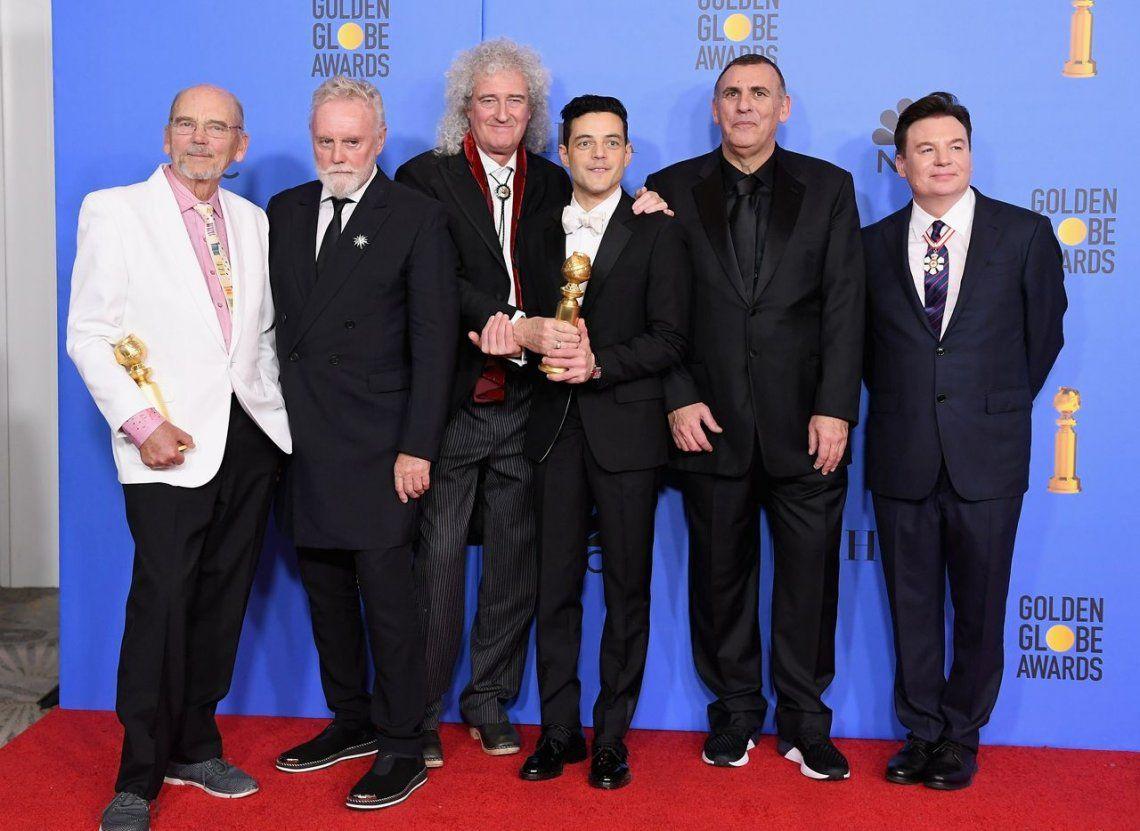 Bohemian Rhapsody- Mejor Película Drama