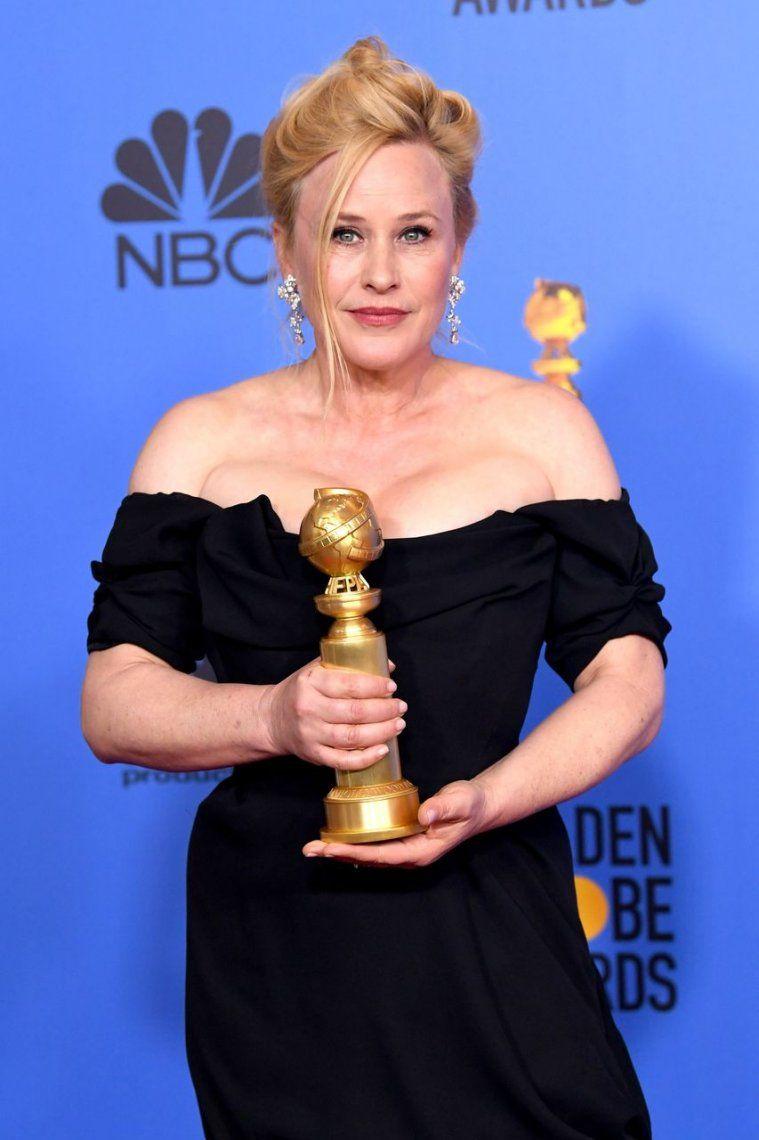 Patricia Arquette (Escape at Dannemora) - Mejo Actriz: Miniserie o Película para Televisión